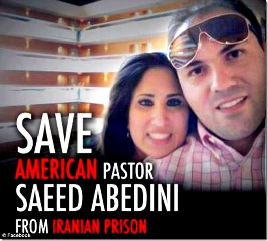Saeed & Naghmeh Abdenin - Save from Iranian Prison