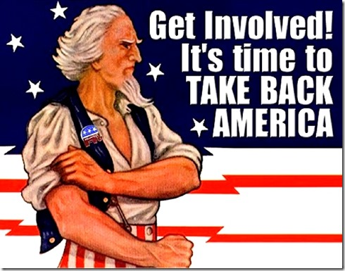 Uncle Sam - Time to Take USA Back
