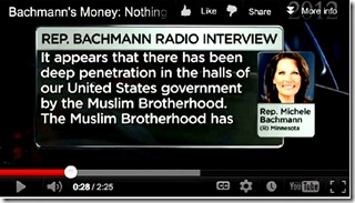 Bachmann on MB Govt Infiltration