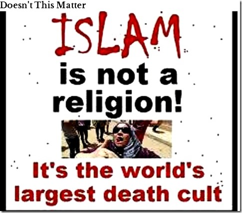 Islam is Death Cult