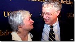 Janet Yellen & hubby George Akerlof