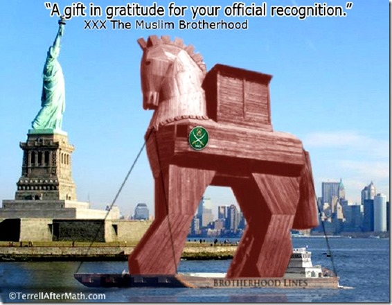 MB Trojan Horse to USA