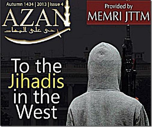 Azan - Taliban Mag Autumn 2013