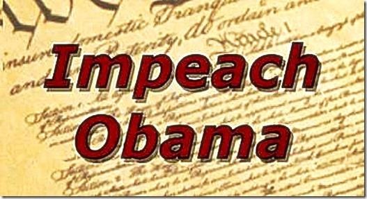 Impeach Obama - Constitution Background