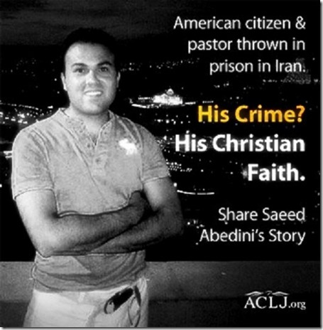 Saeed Abedini - Share Story