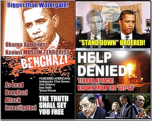 Benghazigate Scandal