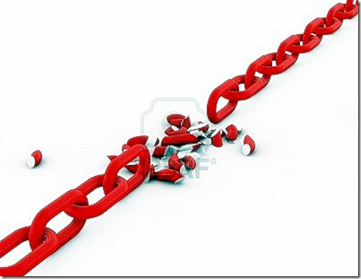 Broken Links 3 red link