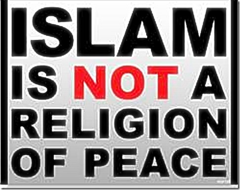 Islam not Religion of Peace