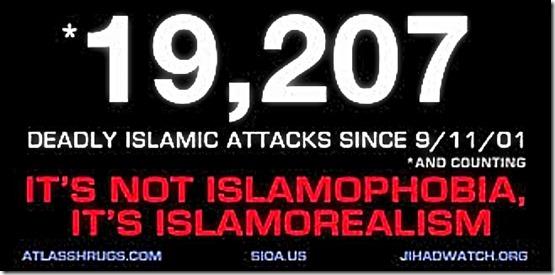 Islamorealism NOT Islamophobia