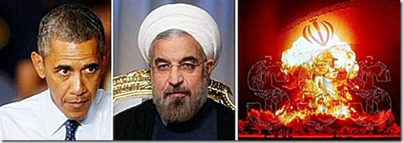 Obama, Rouhani & Iran Nukes