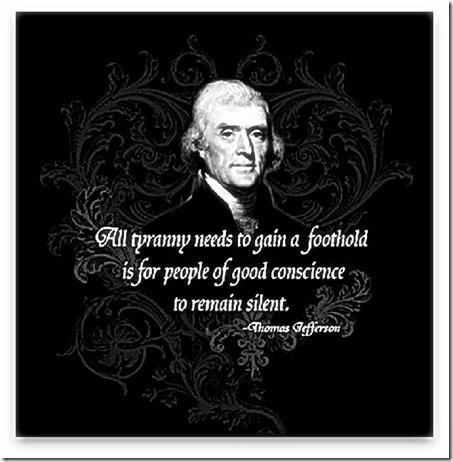 Thomas Jefferson on Tyranny