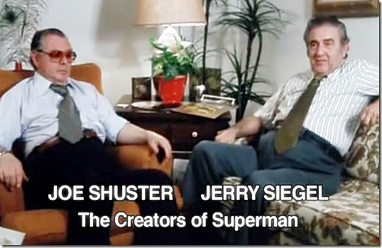 Joe Shuster - Jerry Siegel Creators of Superman 2