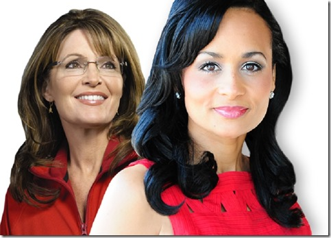 Katrina Pierson endorsed by Sarah Palin