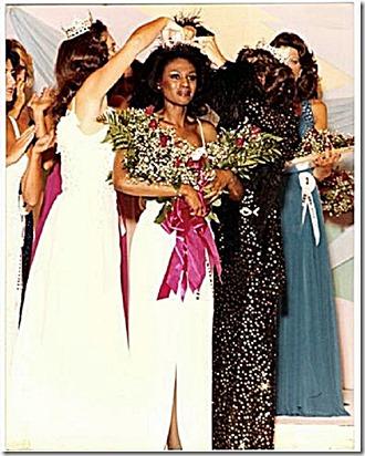 Lencola Sullivan Miss Arkansas 1980