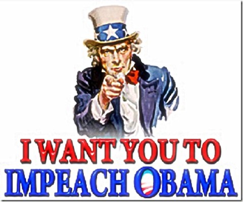 Uncle Sam- Impeach Obama