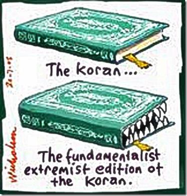 2 Korans - Muslim Lies