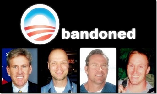 Change to Believe in - Benghazi 4 Abandoned