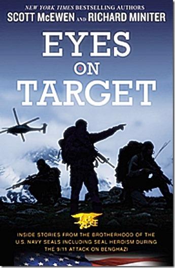 Eyes on Target bk jk