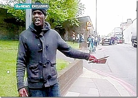 Michael Adebowale - decapitated Lee Rigby