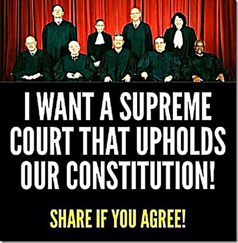 Need SCOTUS Support Constitution