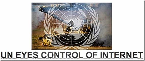 Will UN Control Internet