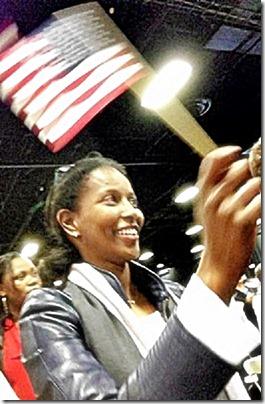 Ayaan Hirsi Ali becomes US Citizen 4-25-13