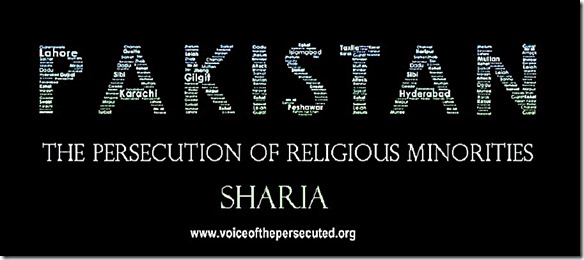 Pakistan Persecutes Religious Minorities