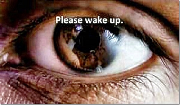 Wake-up It's Dajjal One-Eye