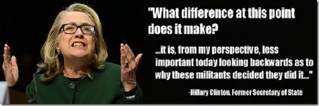 Hillary- What Diff Does It Make