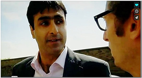 Screen Capture Vimeo Video - Unholy War - British Muslims who want to Murder Christians
