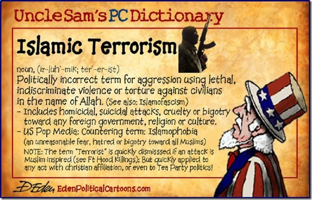 Uncle Sam PC Dict. - Islamic Terrorism