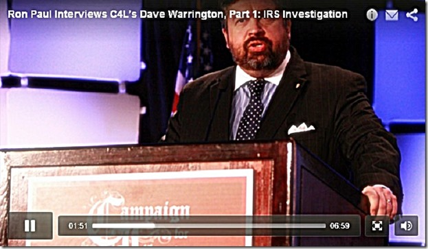 David Warrington, Attorney