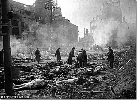 Dresden Germany WWII 2
