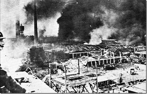 Kassel Factory WWII