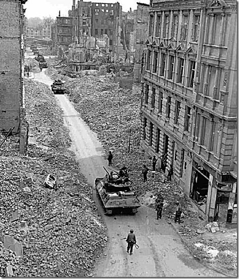 Magdeburg Germany WWII