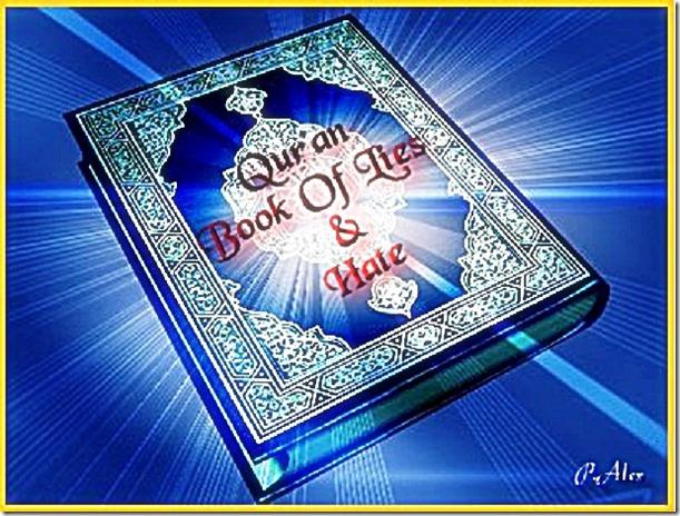 Quran Book of Lies & Hate