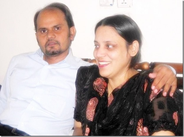 Shamim and Najma Masih 2