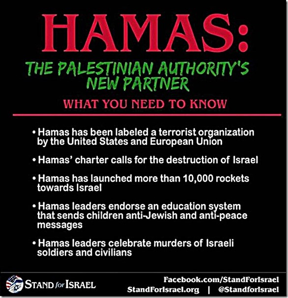 Why Hamas is Evil
