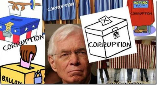 Cochran Election Fraud MS