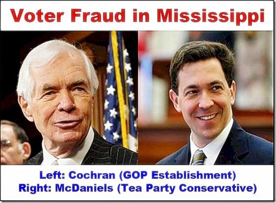 Cochrane GOP Est - McDaniels TP Conservative