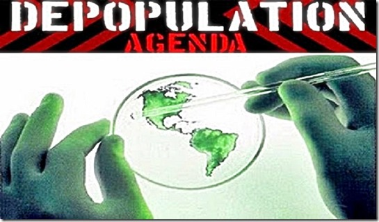 Depopulation Agenda