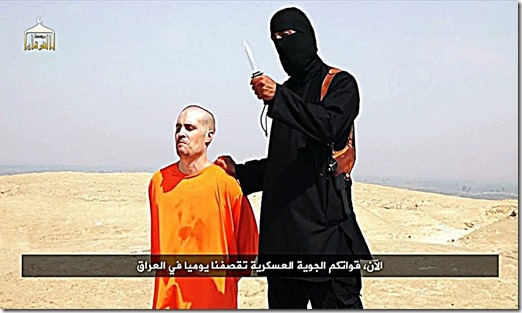 James Foley just before ISIS beheading 2