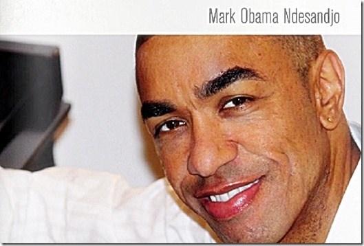 Mark Obama Ndesandjo
