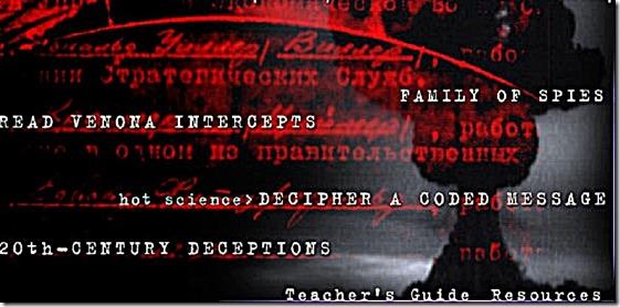 Venona Intercepts