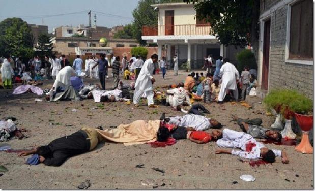 All Saint Church Peshawar Victims 9-22-13