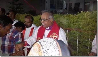 Bishop Azad Marshal in Peshawar
