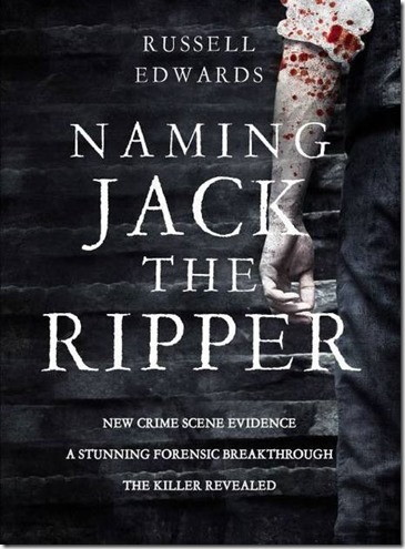 Naming Jack the Ripper bk jk