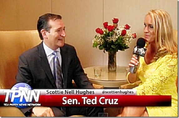 Ted Cruz - Scottie Hughes TPNN