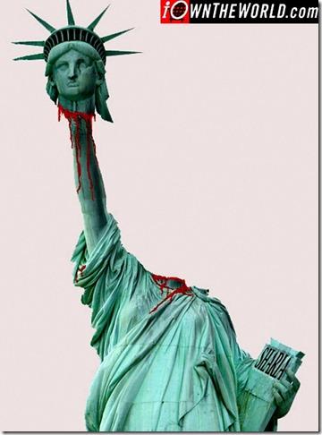 American Liberty under Sharia