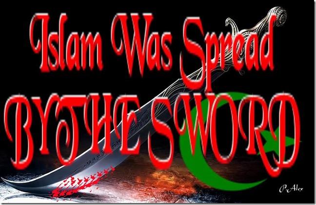 Islam Spread by Sword